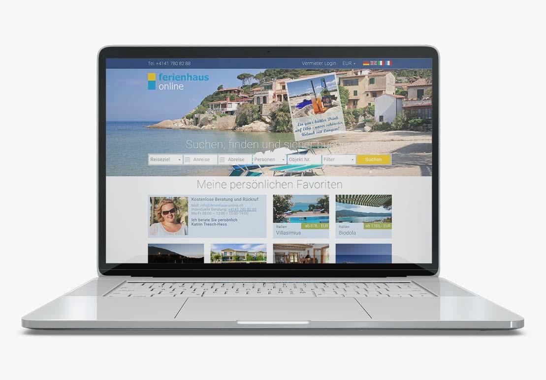 изработка на уеб сайт за резервации